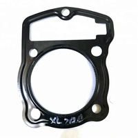 XL200 motorcycle spare parts 200cc cylinder head gasket for Honda XL 200 motorcycle
