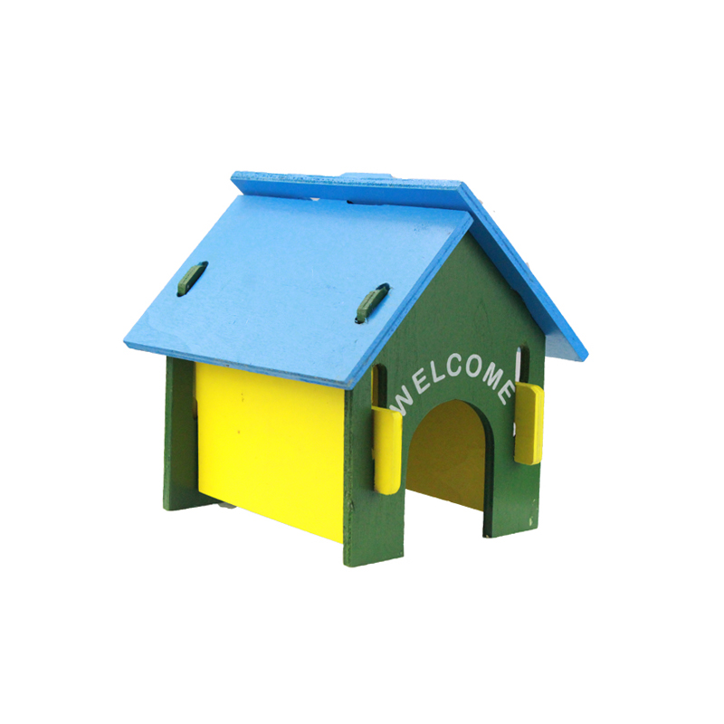 Pet Products pine wood <strong>rabbit</strong> house