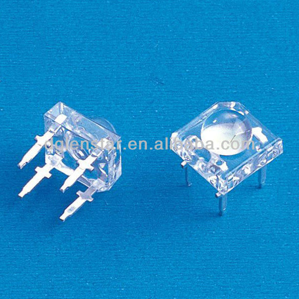 Lead Frame Series D5.0mm*2.5mm Type Through Hole Piranha Led