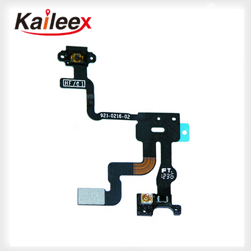 oem voor iphone 4s mute volume en power zijknop set