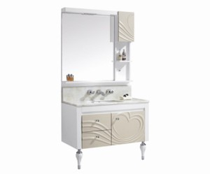 Ceramic sanitary wear Cabinet bathroom