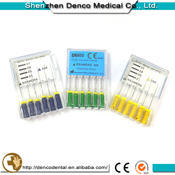 Gold Supplier China dental files Handuse Files