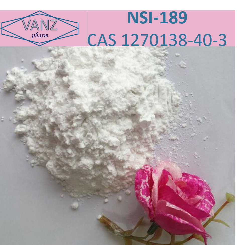 Factory Supply 99% Nootropic NSI-189 Cas 1270138-40-3