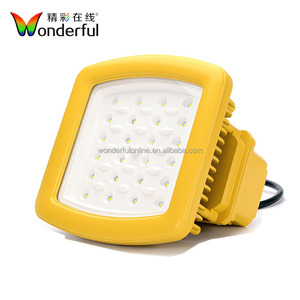 wholesale professional CNEX ATEX certificate fitting bulbs high bright oil planting explosion proof light