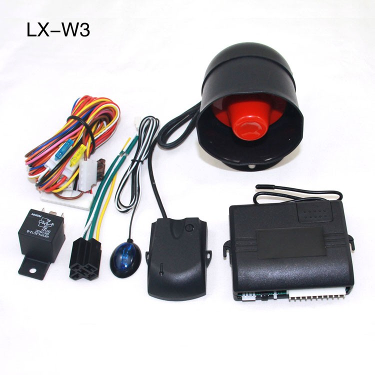 Wholesale Price 2017 New Monel Anti-hijacking Car Alarm