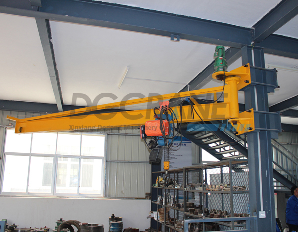 Jib Crane In Uae : Ton free standing workstation manual jib crane for sale