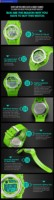 Boy Fashion Hand Watch Skmei Digital Watch Instructions Manual ...