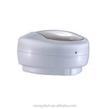New Design Plastic Wall Mounted Liquid Automatic Hand Soap Dispenser Product On Alibaba