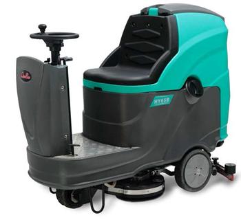 Scheuersaugmaschine Waschen Boden Maschine Scheuersaugmaschine Hy75b