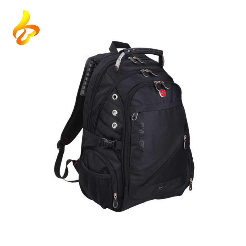 China Manufacturer 1680D Classic Best Laptop Bag swiss gear laptop backpack for College