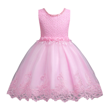 Wholesale Designer Baby Boy Clothes Gowns For Girls Kids Lace Floral ...