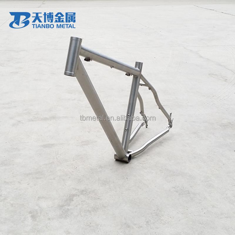 Venta caliente Gr9 titanio bicicleta de montaña marco 29er, marco de ...