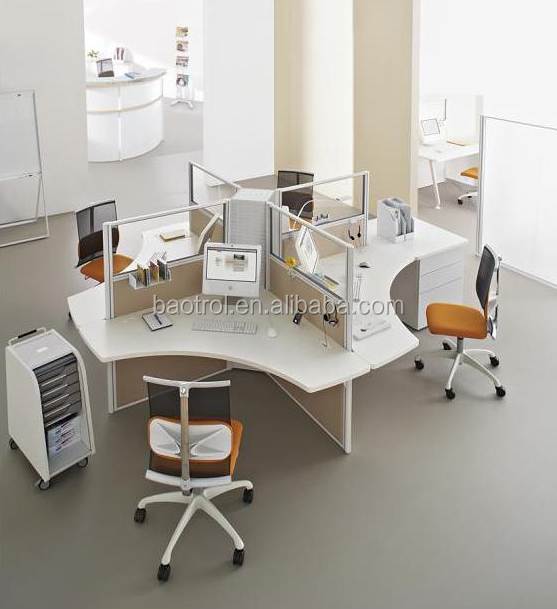 contemporary office furniture design eco friendly solid