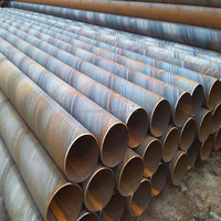 API 5L 16MN Welded Steel Spiral Pipe 800mm sizes in china