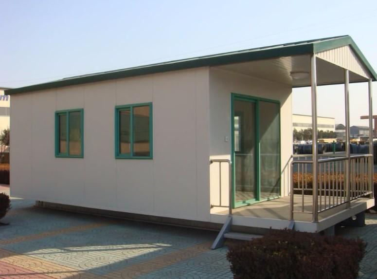 Cabina De Casas Prefabricadas Casas Pequenas Casas Moviles En Ghana