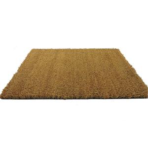 Natural material dust scarping coconut wholesale plain coir door mats