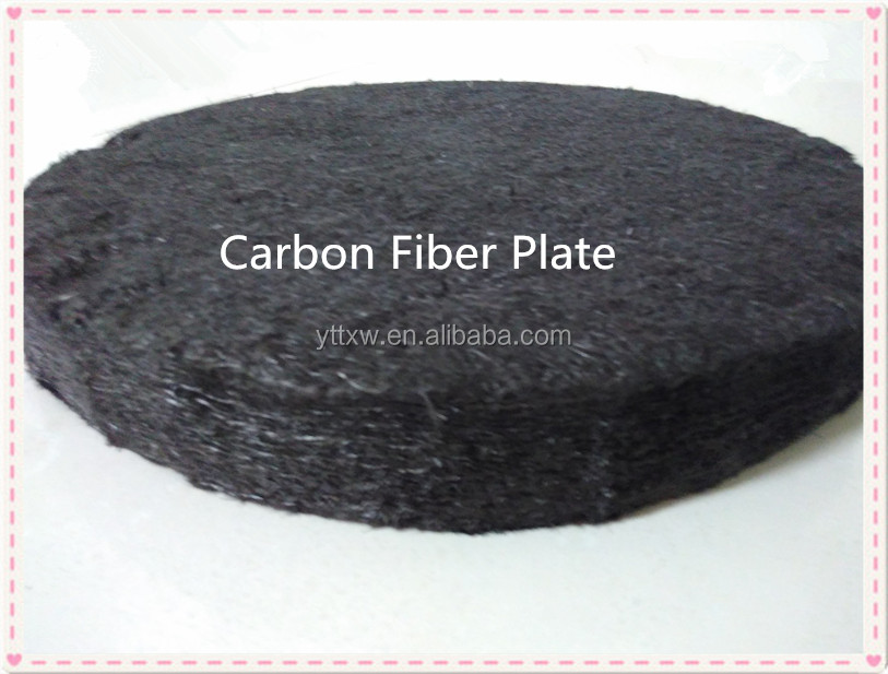 Carbon Composite Reinforced Plate, CFC Plate, Carbon Fiber Stereo Fabric
