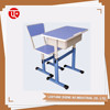 adjustable school furniture desk and chair 2016 Wholesale Adjustable Single School Desk And Chair