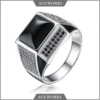 Cheap Sterling Silver Rings Mens