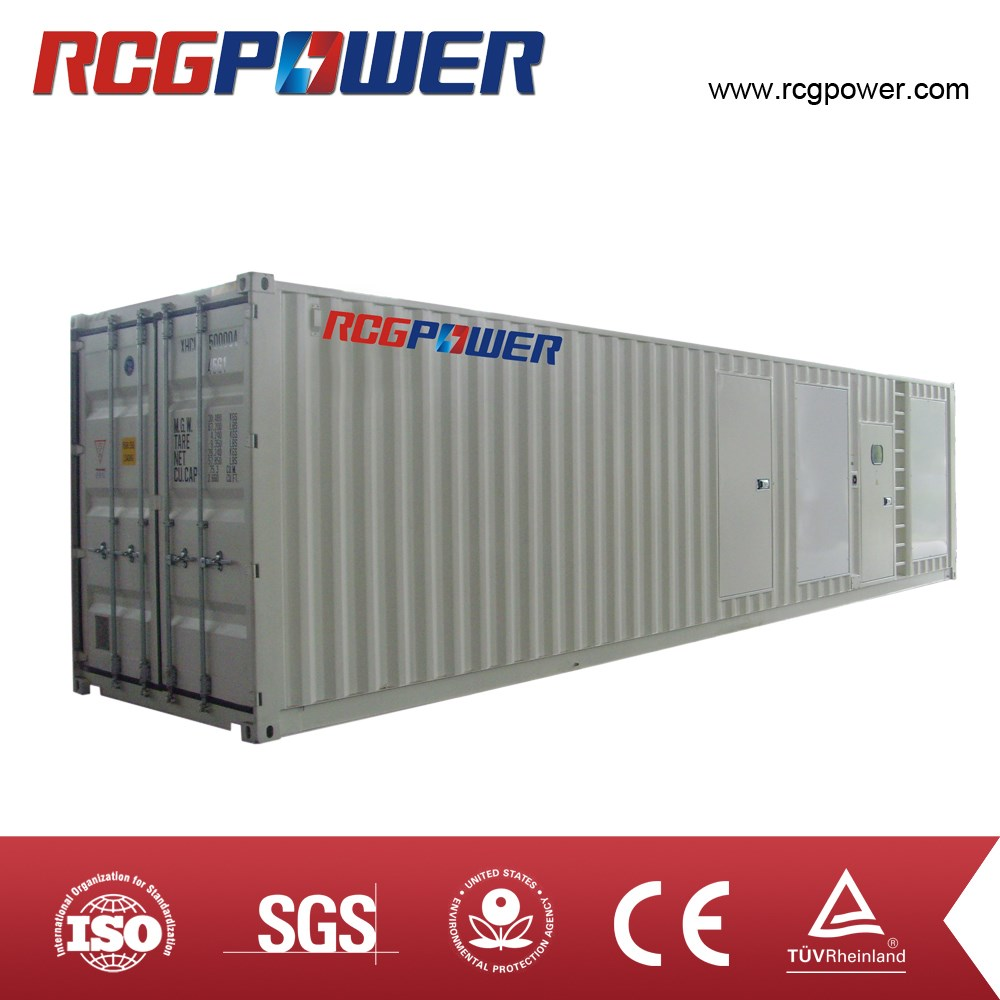 1 Megawatt Electric Motor