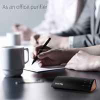 Smartfrog portable mini photocatalyst ionic air purifier
