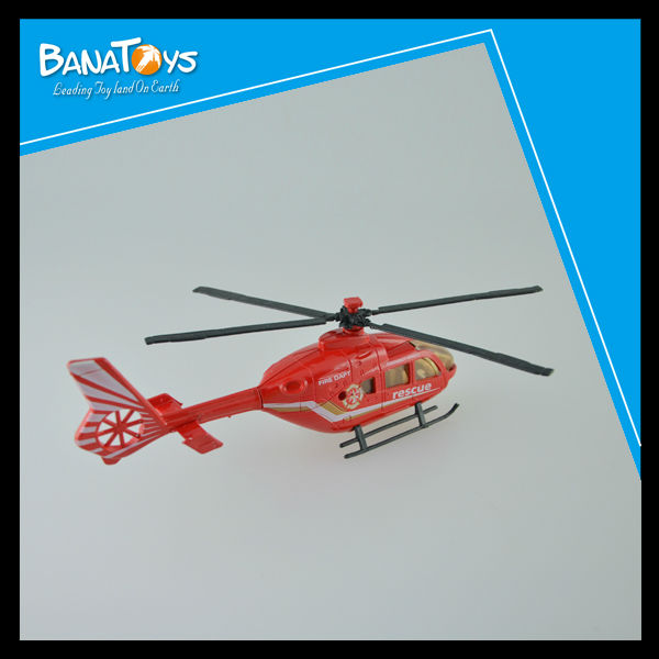New products pdq helicopter rescue plastic fire engine car toys