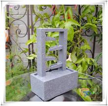 High Quality Handgemachte Mini Indoor Tisch Wasserfall Brunnen