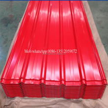 Metal Building Materials/Colorful Sheet Metal Roofing Cheap price