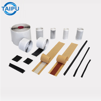 Black Water Leakmaster Waterproof Denso Electrical Seal Butyl Caulking Rubber Sealant Padded Mastic Adhesive Tape Suppliers