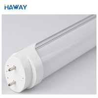Hot-sale product 100lm/W led tube light t8 isolated driver/non-isolated driver 150cm