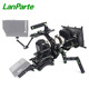 Lanparte professional dslr photography camera kit V2 with adjustable matebox and A/B stop follow focus