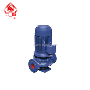 IHG vertical fire pump 10HP water pump with chemical pump seal