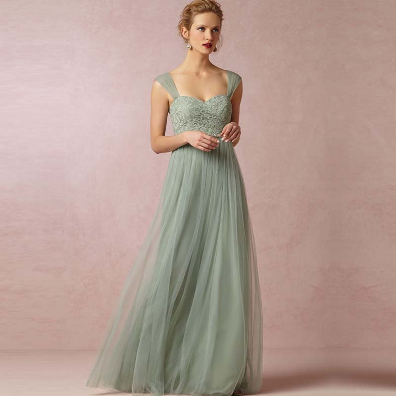 2016 mint green cheap long chiffon bridesmaid dresses sweetheart tulle bridesmaid gowns 2016. Black Bedroom Furniture Sets. Home Design Ideas