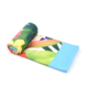 Good quality net bag packed 80%polyester 20%polyamide backpack beach towel mandala anti sand