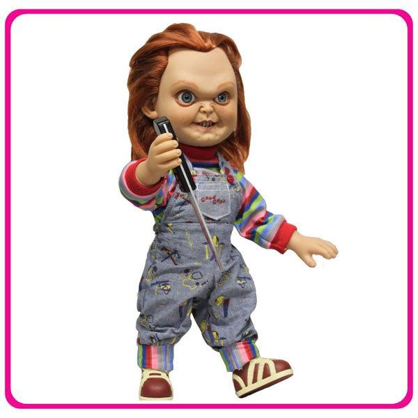 Chucky Bonekahallowmas Bonekasilikon Boneka Bayi Buy Silikon