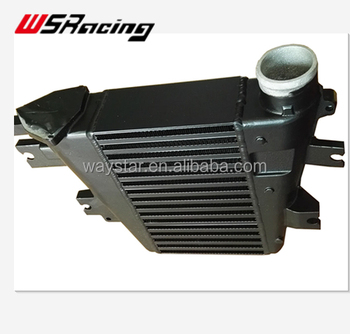 Bar and plate Intercooler for Nissan Patrol Y61 ZD30 DI 98-07 (air to air)