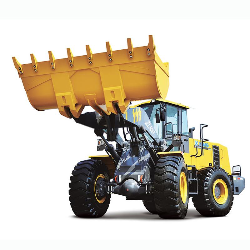 XCMG 5 Ton Brand New Mini Loader ZL50GN Wheel Loader for Sale
