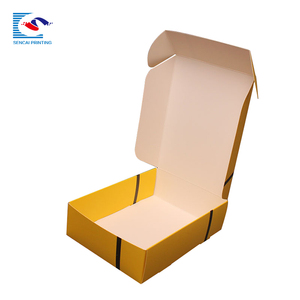 Food grade paper food cookies sushi package takeaway box with own design