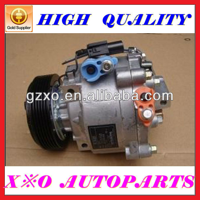 High Performance Car /Auto AC Air Compressor For Mitsubishi Outlander3.0 OEM AKS200A402C/7813A215/7813A212/AKS200A402D