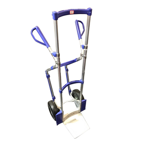 High Quality Low Price HT1888 Hand Luggage Trolley HT1888 with Two Wheel