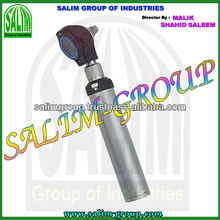 Metal Otoscope Fiber Optic Plastic Head Sgi-30425