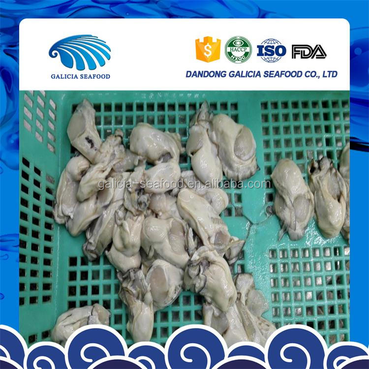 frozen cheap fresh oysters meat from excellent factory