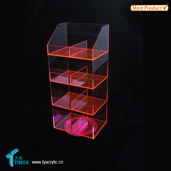 China Supplier Wholesale Customize 4-side Led Light Detachable Abs ...