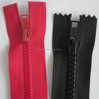 2017 Wholesale cheap wholesale price 5# nylon coil zipper long chain e in good condition