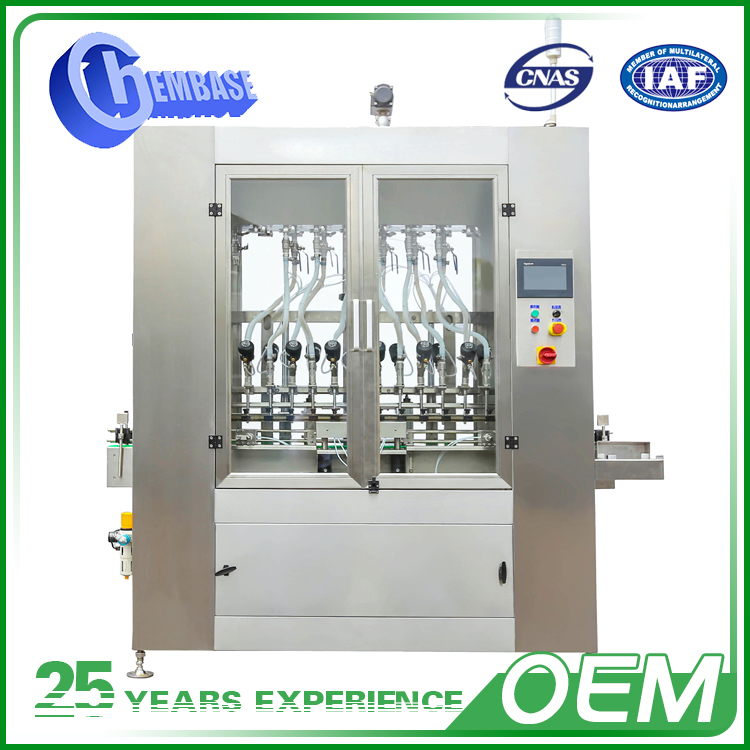 Stable Performance Mini Filling Machine