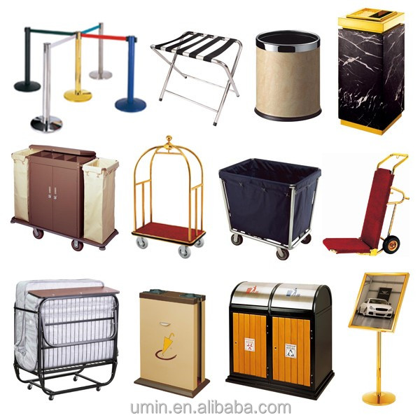 Professional One-stop Hotel Lobby Equipment Supply