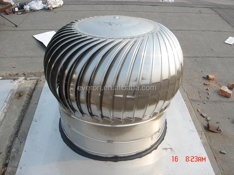 Turbo Fan Industrial Roof Exhaust Fan Roof Top Ventilation