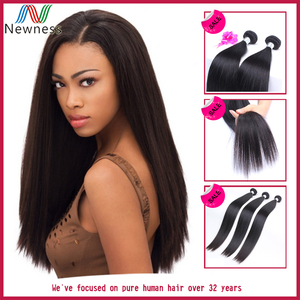 no tangle no shed newest excellent quality brazilian 8a virgin 3 bundle brazillian straight hair