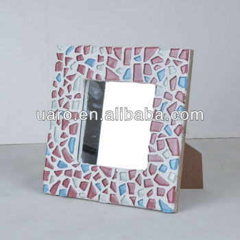 Hot Sale Diy Handmade Mosaic Mirror Frame Buy Mirror Frame Frame