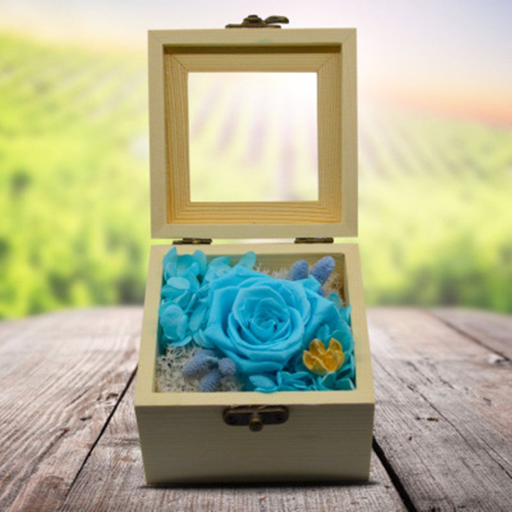 Cheap cheap bulk fresh flowers find cheap bulk fresh flowers deals get quotations ledyoung preserved fresh flowers never withered roses handmade fresh roses with gift box for christmas izmirmasajfo